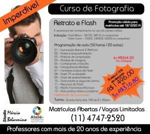 Divulgação Retrato e Flash - Janeiro 2015 - Novos Alunos