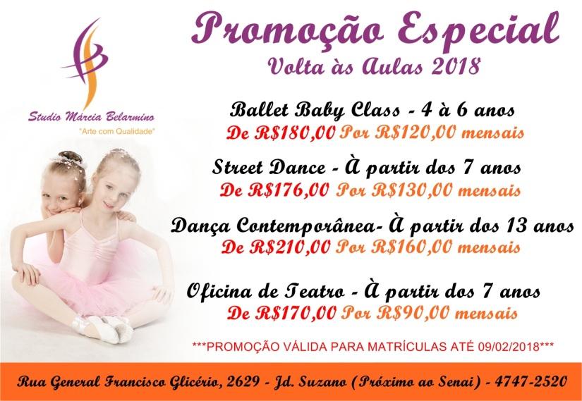 Dança 2018 - Divulgação 1