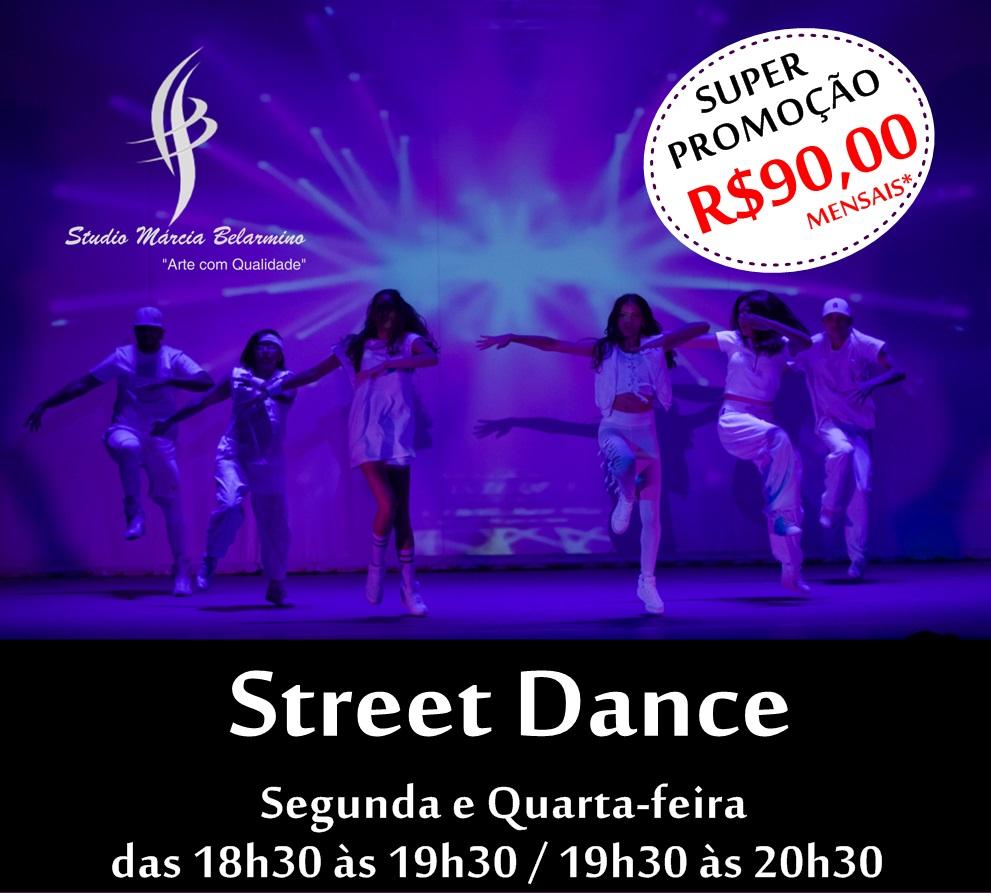 Street Dance Opção 1
