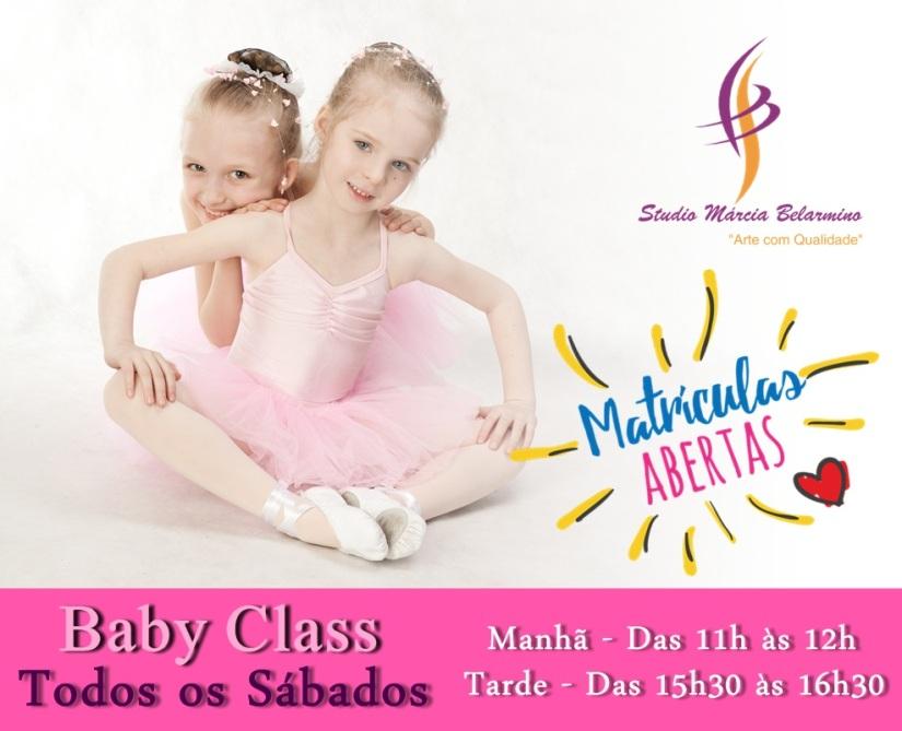 Baby Class - Chamada Nova
